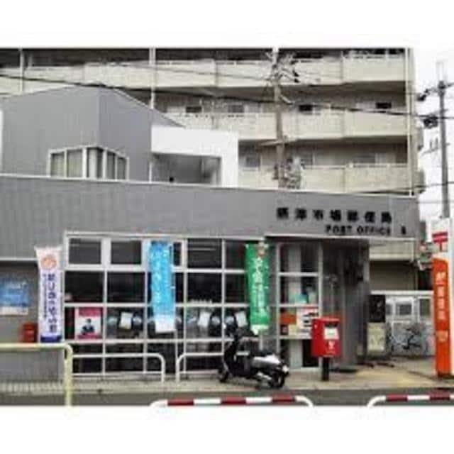 摂津市場郵便局(郵便局)まで192m※摂津市場郵便局