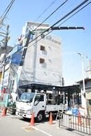東海道本線<琵琶湖線・JR京都線>/千里丘駅 徒歩3分 2階 建築中の外観