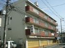 大阪メトロ谷町線/出戸駅 徒歩8分 4階 築41年の外観