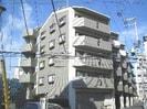 大阪メトロ谷町線/喜連瓜破駅 徒歩2分 4階 築30年の外観