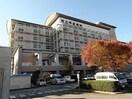 市立甲府病院(病院)まで1649m