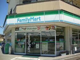 ファミリーマート 甲府中央二丁目店(コンビニ)まで447m