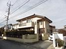 浅川住宅の外観