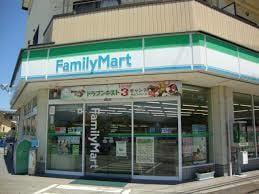 ファミリーマート 石和窪中島店(コンビニ)まで536m