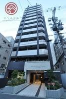 大和路線・関西本線/JR難波駅 徒歩5分 8階 築5年の外観