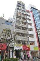 大阪メトロ御堂筋線/大国町駅 徒歩6分 7階 築22年の外観