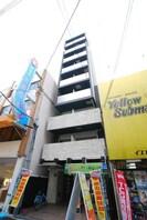 大阪メトロ御堂筋線/なんば駅 徒歩10分 5階 築14年の外観