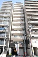 南海本線/難波駅 徒歩8分 11階 築8年の外観