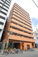 大阪メトロ御堂筋線/大国町駅 徒歩5分 6階 築33年の外観