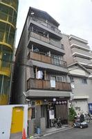 大阪メトロ堺筋線/恵美須町駅 徒歩10分 3階 築25年の外観