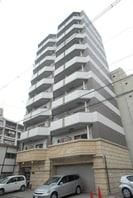 大阪メトロ御堂筋線/大国町駅 徒歩9分 8階 築14年の外観