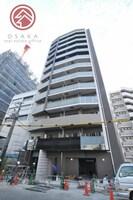 大阪メトロ堺筋線/恵美須町駅 徒歩3分 3階 築浅の外観