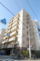 大阪メトロ御堂筋線/大国町駅 徒歩2分 6階 築14年の外観