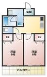大和路線・関西本線/JR難波駅 徒歩12分 10階 築浅 2Kの間取り