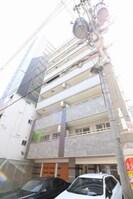 大阪メトロ御堂筋線/大国町駅 徒歩7分 9階 築浅の外観