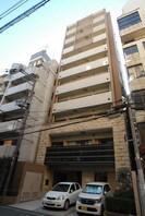 大阪メトロ御堂筋線/大国町駅 徒歩2分 10階 築13年の外観