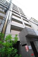 大阪メトロ御堂筋線/大国町駅 徒歩4分 3階 築25年の外観
