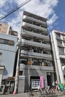 大阪メトロ堺筋線/恵美須町駅 徒歩2分 4階 築26年の外観