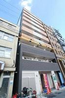 大阪環状線/芦原橋駅 徒歩1分 3階 築6年の外観