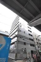 大阪メトロ堺筋線/恵美須町駅 徒歩6分 8階 築30年の外観