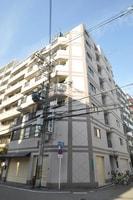大阪メトロ御堂筋線/大国町駅 徒歩5分 4階 築35年の外観