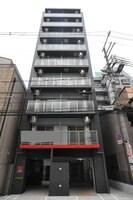 大阪メトロ御堂筋線/大国町駅 徒歩5分 5階 築5年の外観