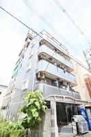 大阪環状線/大正駅 徒歩2分 4階 築31年の外観