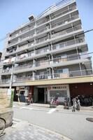 大阪環状線/大正駅 徒歩4分 9階 築33年の外観