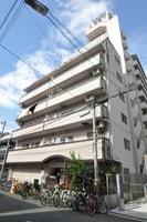 大阪メトロ御堂筋線/大国町駅 徒歩5分 2階 築31年の外観