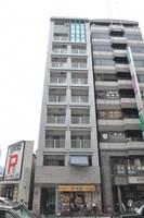 大阪メトロ御堂筋線/なんば駅 徒歩5分 4階 築13年の外観