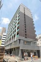 南海本線/難波駅 徒歩4分 7階 築3年の外観