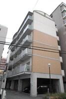 大阪メトロ御堂筋線/大国町駅 徒歩12分 5階 築19年の外観