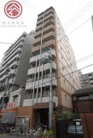 大阪メトロ御堂筋線/大国町駅 徒歩5分 11階 築16年の外観