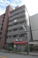 大阪メトロ御堂筋線/大国町駅 徒歩7分 3階 築31年の外観