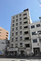 大阪メトロ堺筋線/恵美須町駅 徒歩3分 8階 築34年の外観