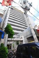 大阪環状線/新今宮駅 徒歩10分 10階 築27年の外観