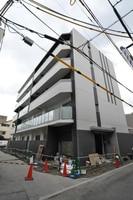 大阪メトロ四つ橋線/花園町駅 徒歩2分 3階 築3年の外観
