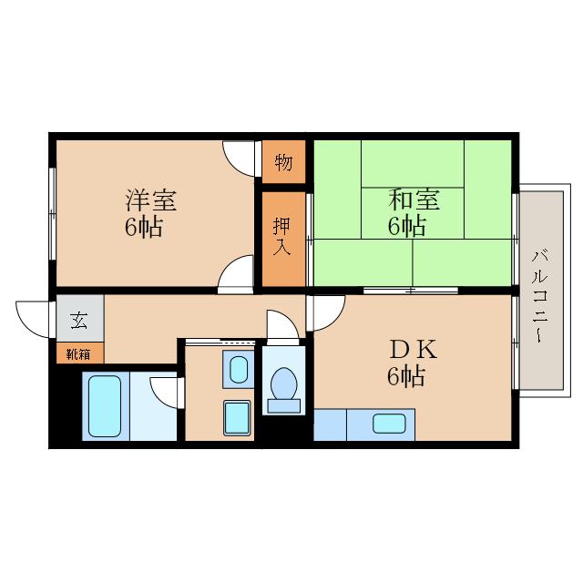 1つは和室が欲しい、または畳の部屋でくつろぎたいという方に。