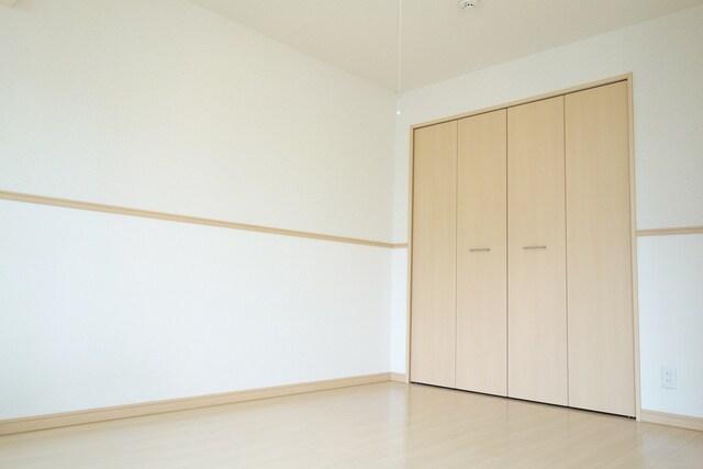 広々と各居室利用可能です