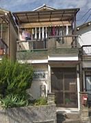 近鉄長野線/河内長野駅 徒歩8分 1-2階 築46年の外観