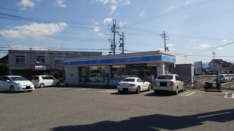 ローソン 岩出川尻店様(コンビニ)まで479m