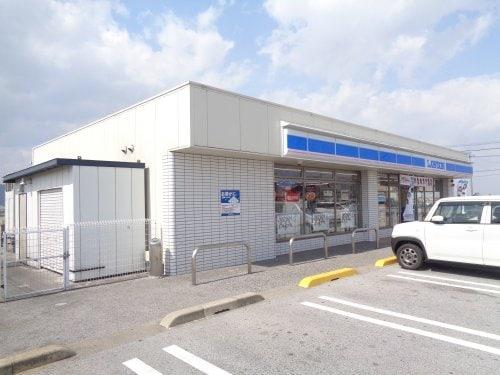 ローソン 豊郷安食西店(コンビニ)まで2421m