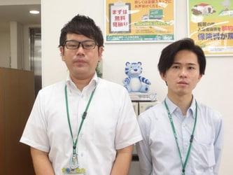 エイブル西新井店のスタッフ写真