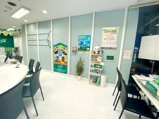 エイブル田無店の内観写真