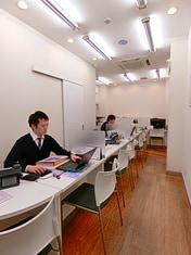エイブル蒲田西口店の内観写真