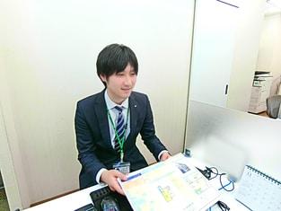 エイブル蒲田西口店の接客写真