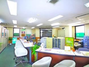 エイブル上野店の内観写真