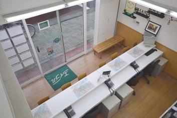 エイブル飯田橋店の内観写真