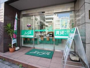 エイブル田町三田通り店の外観写真