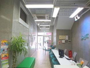 エイブル経堂店の内観写真